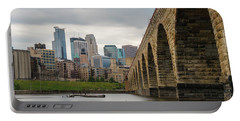Stone Arch Minneapolis Portable Battery Charger