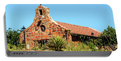 Stone Church New Mexico Portable Battery Charger