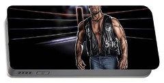 Stone Cold Steve Austin Wrestling Collection Portable Battery Charger