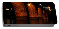 Stonearch Bridge - Minneapolis Portable Battery Charger