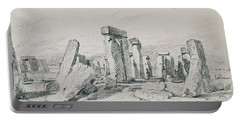 Stonehenge Wiltshire Portable Battery Charger