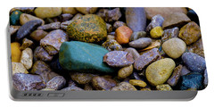 Stones Portable Battery Charger
