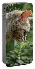 Stop And Smell The Flowers 9433a Portable Battery Charger