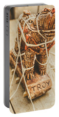 Stories From Ancient Troy Portable Battery Charger