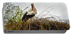 Stork Nest Portable Battery Charger
