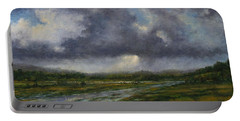 Storm Brewing Over The Refuge Portable Battery Charger