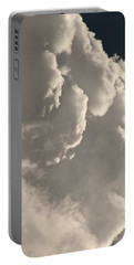 Storm Brewing Portable Battery Charger by Chris Berry