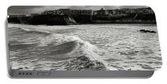 Storm Doris Portable Battery Charger by Nicholas Burningham