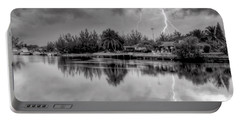 Storm In Paradise Portable Battery Charger
