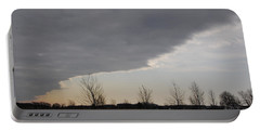 Storm Is Coming Portable Battery Charger
