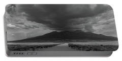 Storm Over Blanca Peak Portable Battery Charger