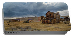 Storm Over Bodie Portable Battery Charger