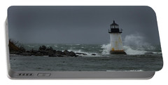 Storm Riley Pickering Lighthouse Portable Battery Charger