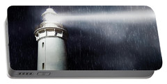 Storm Searchlight Portable Battery Charger