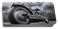 Storming Harley Portable Battery Charger