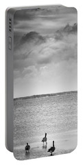 Canada Geese - Currituck Sound Portable Battery Charger