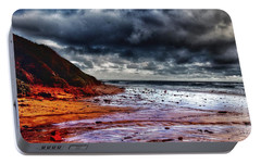 Portable Battery Charger featuring the photograph Stormy Day by Blair Stuart