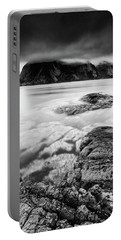 Stormy Lofoten Portable Battery Charger