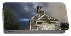 Stormy Sk Church Portable Battery Charger