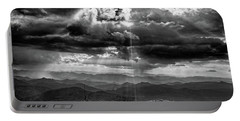 Stormy Sky Portable Battery Charger