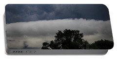 Stormy Summer Sky Portable Battery Charger