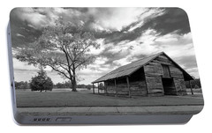 Portable Battery Charger featuring the photograph Stormy Weather by George Randy Bass