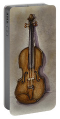 Stradivarius Violin Portable Battery Charger