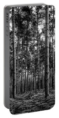 Portable Battery Charger featuring the photograph Straight Up by Nick Bywater