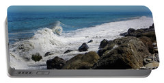 Portable Battery Charger featuring the photograph Strait Of Juan De Fuca by Tikvah's Hope