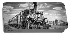 Portable Battery Charger featuring the photograph Strasburg Canadian National 89 by Nick Zelinsky