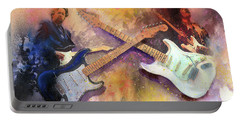 Strat Brothers Portable Battery Charger