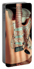 Stratocaster Plus In Shell Pink Portable Battery Charger