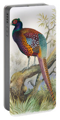 Strauchs Pheasant Portable Battery Charger