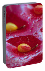 Portable Battery Charger featuring the photograph Strawberry Fields by Alexey Kljatov