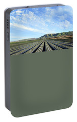 Portable Battery Charger featuring the photograph Strawberry Fields Forever 3 by Floyd Snyder
