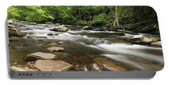 Stream In The Smokies Portable Battery Charger