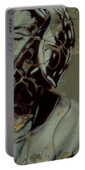 Portable Battery Charger featuring the painting Street Art by Sheila Mcdonald