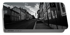 Street In Toyen Portable Battery Charger