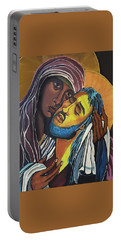 Street Madonna Portable Battery Charger