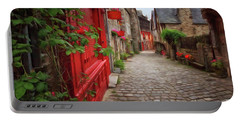 Street Of Dinan 2 Portable Battery Charger
