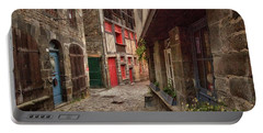 Street Of Dinan Portable Battery Charger