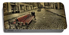 Street Seat Portable Battery Charger