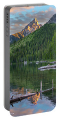 String Lake Portable Battery Charger by Tim Fitzharris