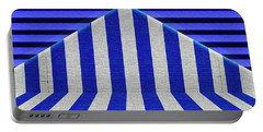Portable Battery Charger featuring the photograph Stripes by Paul Wear