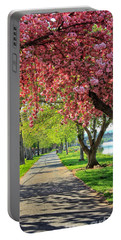 Stroll In The Park Portable Battery Charger