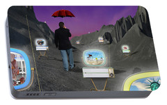 Portable Battery Charger featuring the photograph Strolling Down Memory Lane by Mike McGlothlen