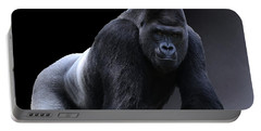 Strong Male Gorilla Portable Battery Charger