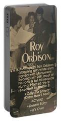 Studio B Roy Orbison  Portable Battery Charger