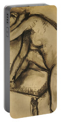 Study Of A Dancer Portable Battery Charger