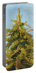 Study Of A Tree Portable Battery Charger